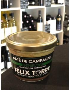 Paté de campagne Félix...