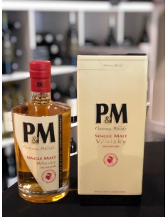 Whisky corse PM Single Malt...