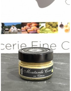 Moutarde de Corse au Citron