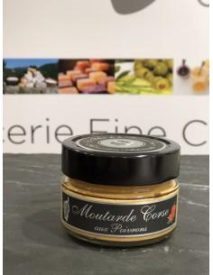 Moutarde de Corse aux poivrons