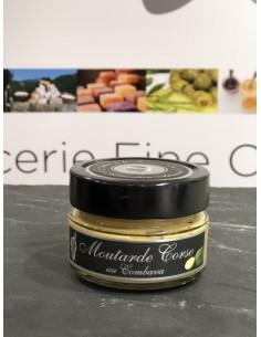Moutarde de Corse au Combava