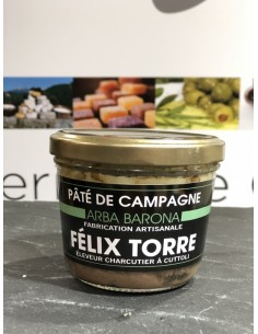 Paté de campagne Felix...