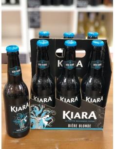 Bière Kiara blonde 33 cl