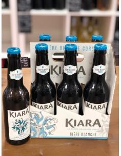Bière Kiara blanche 33 cl