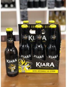 Bière Kiara Blonde aux...